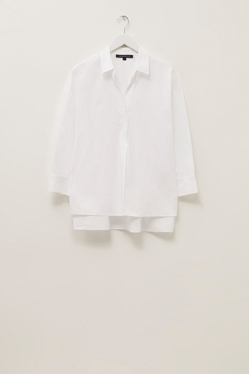 Complete the Look Aoko Rhodes Poplin Popover Shirt