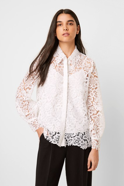 Amalie Lace Shirt