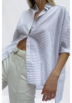 AASHI OVERSIZE SHORT SLEEVE SHIRT
