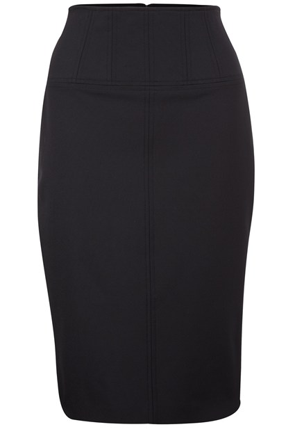 Days Of Winter Pencil Skirt