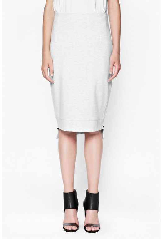 Olympic Marl Pencil Skirt