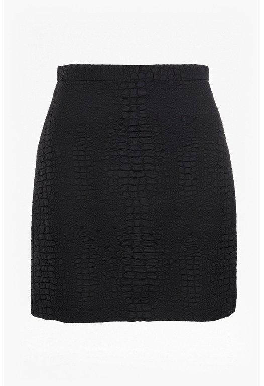 Cork Luxe Skirt