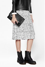 Looks Great With Flint Sequin Midi Skirt