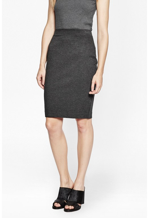 Nadine Sculpted Pencil Skirt