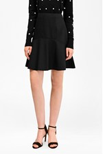 Looks Great With Chelsea Suiting Flared Skirt