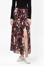 Looks Great With Bloomsbury Garden Pleated Maxi Skirt