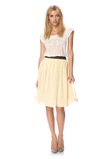 Casablanca Splash Skirt