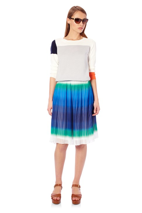 Miribelle Ombre Skirt