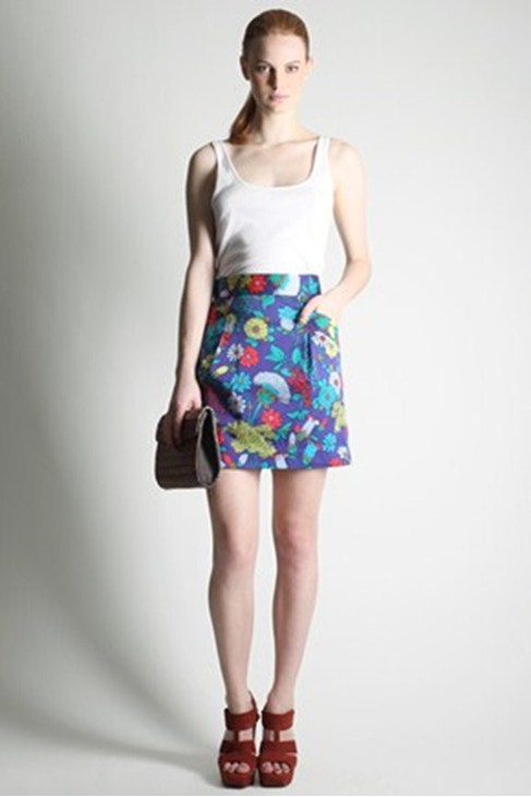 Fantasia Flower Skirt