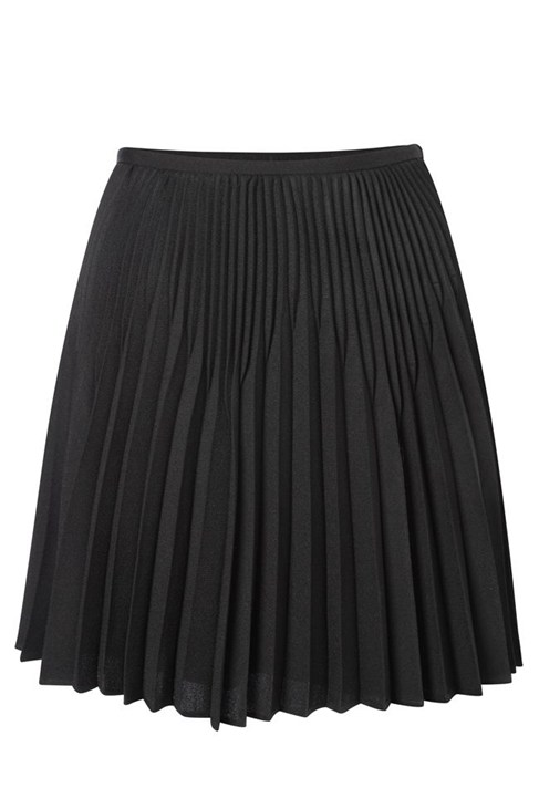 perfect pleat skirt