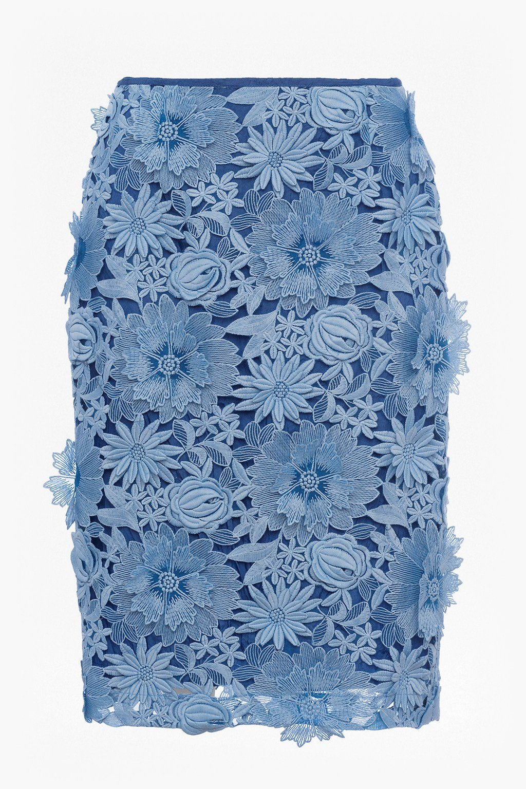 9fa2916c73d Manzoni 3D Floral Lace Pencil Skirt | Athleisure | French Connection Usa