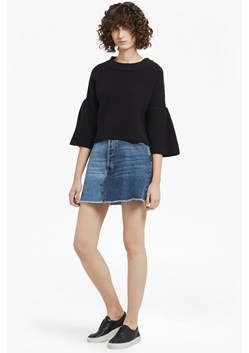 Allene Denim Skirt