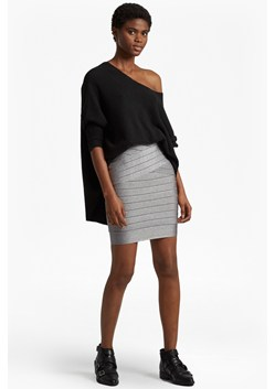 Rosa Spotlight Knit Pencil Skirt