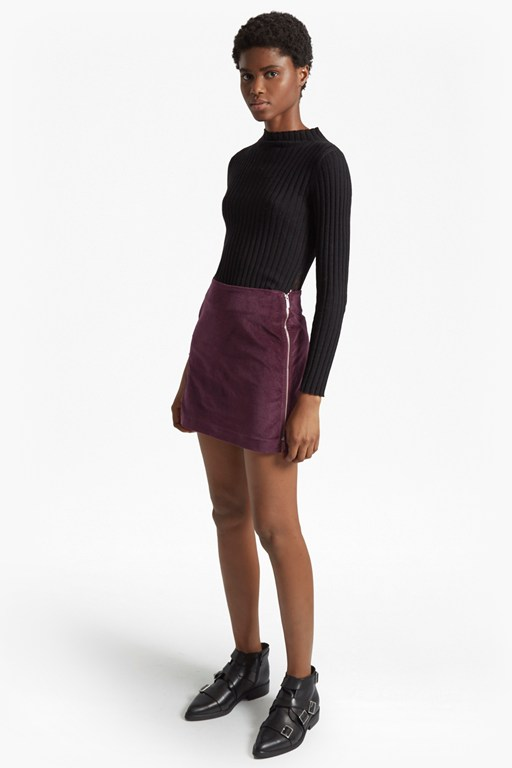 canterbury cord skirt