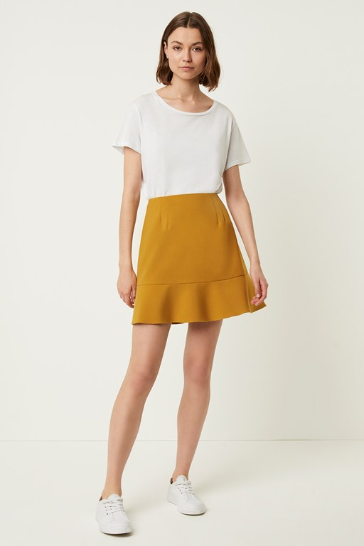 dorotea flare mini skirt