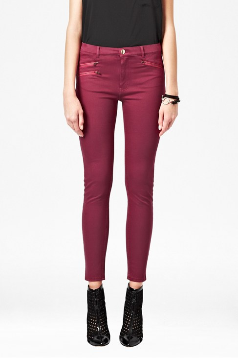 Lilly Zip Jeans