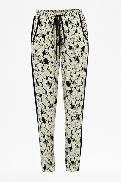 Tropicana Check Trousers