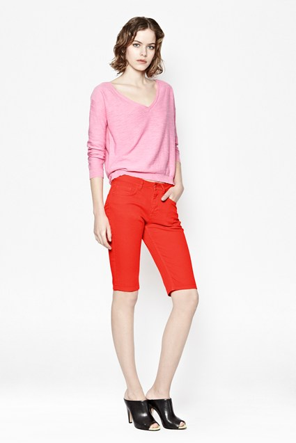 Poppy Cropped Jeans