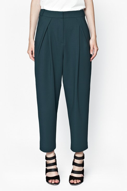 Whisper Ruth Gathered Trousers
