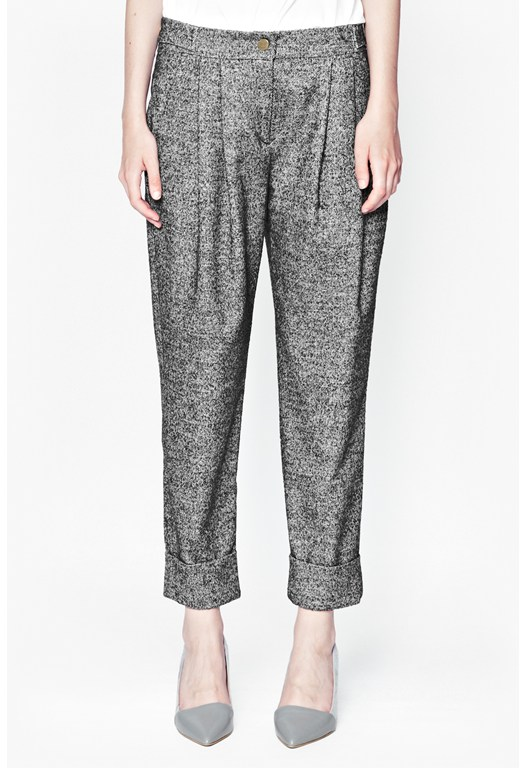 Pepper Gathered Trousers