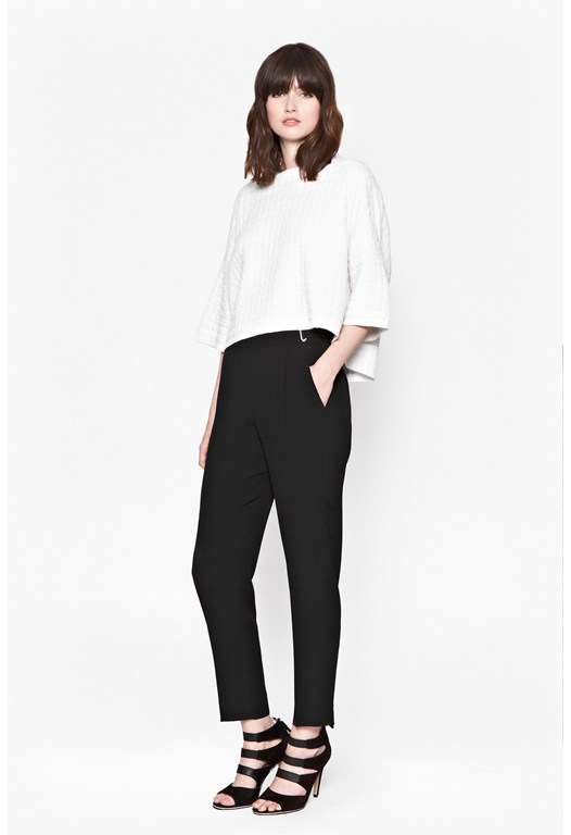 Emmeline Peg Leg Trousers