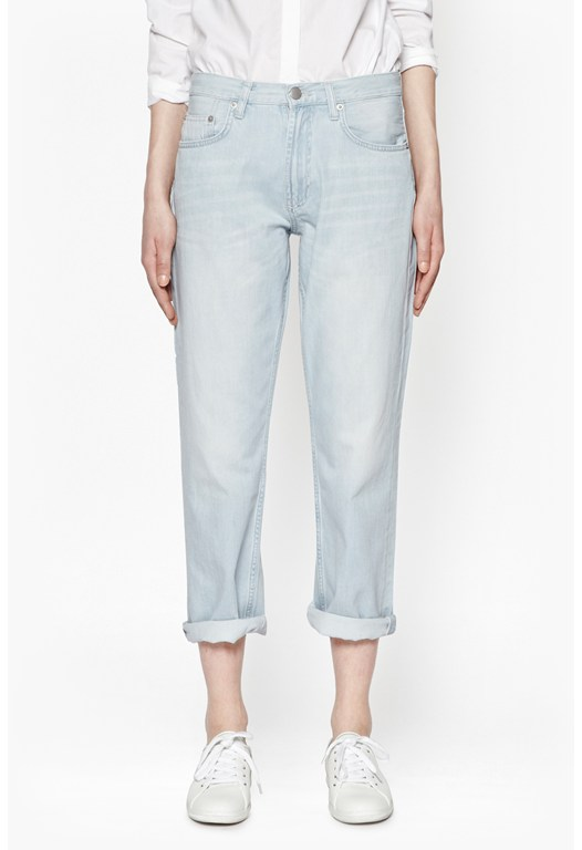 Authentic Twill Boyfriend Jeans