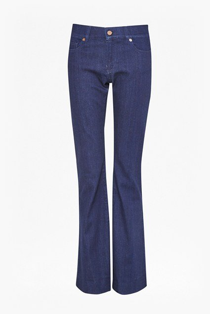 Belle Bottom Flared Jeans