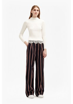 Freddy Stripe Coord Wide Leg Pants