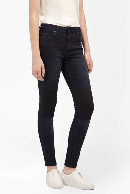 The Rebound Shadow Knee Jeans