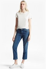 Looks Great With Boyfit Cropped Jeans