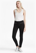 Looks Great With Rebound Zip Skinny Jeans