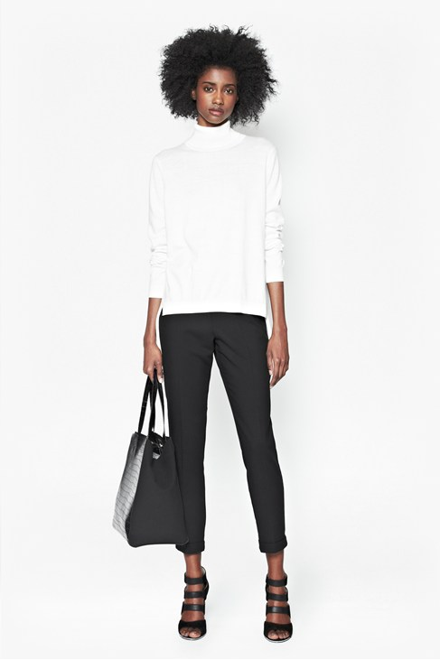 Whisper Ruth Slim Fit Trousers