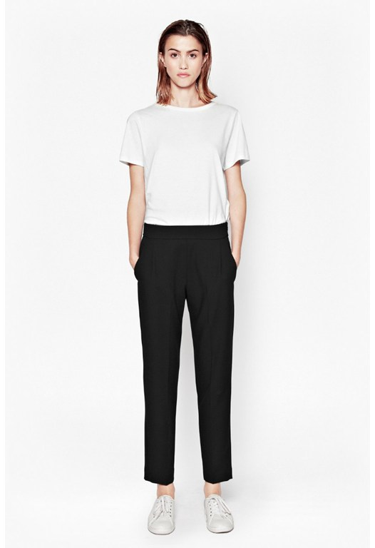 Whisper Light Straight Leg Pants
