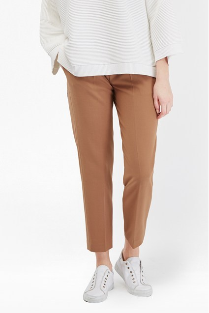 Whisper Light Cropped Peg Pants