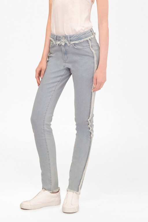 Complete the Look The Relaxed Skinny Jeans
