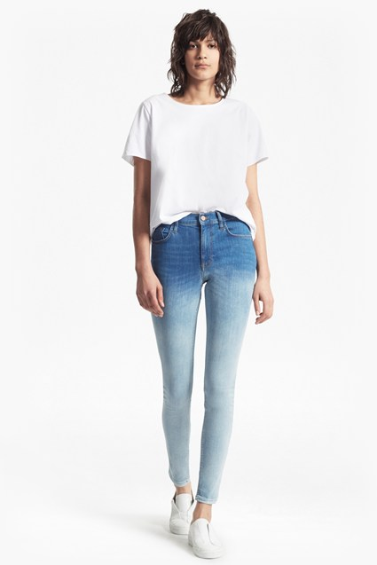 Rebound Skinny Stretch Denim Jeans