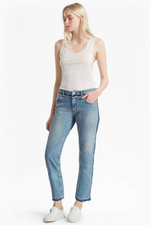 Complete the Look Vintage Mash Up Boyfit Jeans