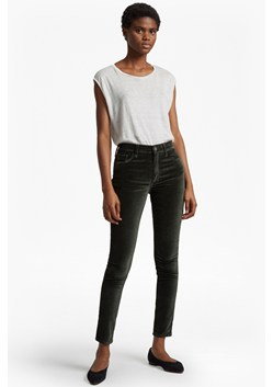 Velvet Luxe Five Pocket Skinny Jeans