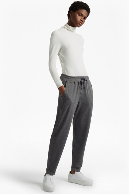 Estella Jersey Tweed Joggers