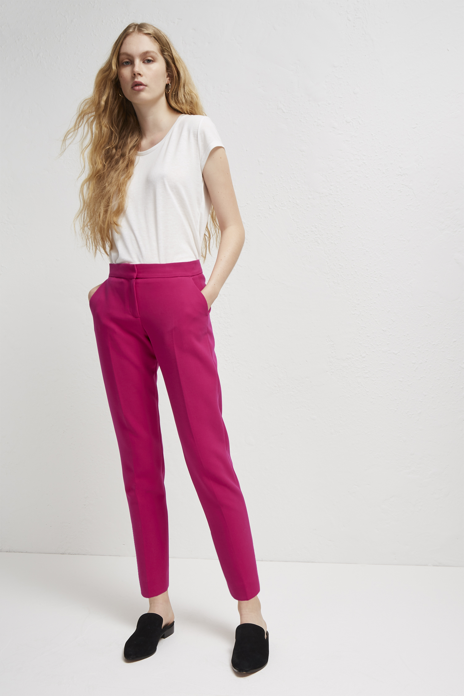 Exclusive sundae suiting trousers