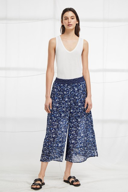 Savana Sheer Culottes