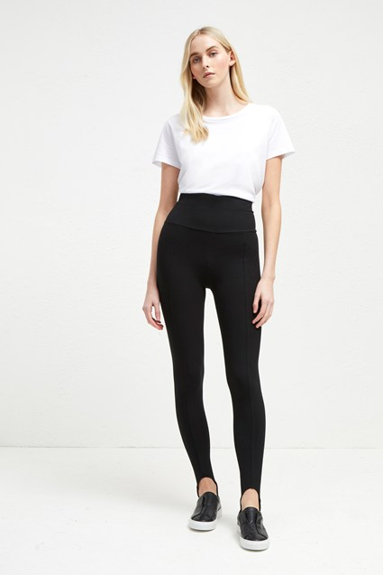 Selby Jersey Stirrup Leggings