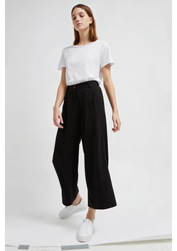 Angeline Drape Wide Leg Trousers