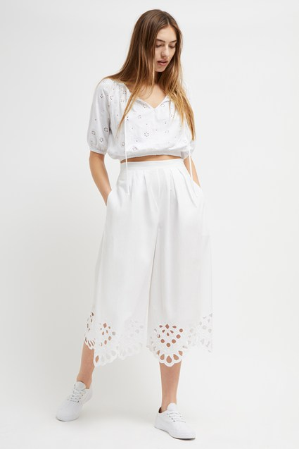 Briza Broderie Anglaise Culottes