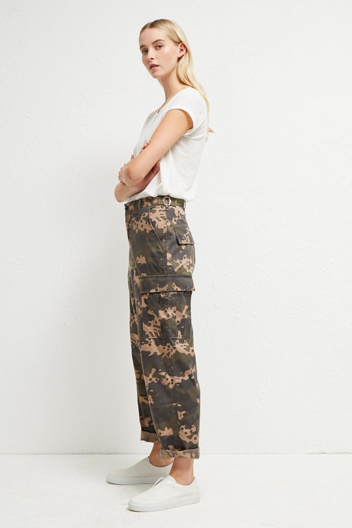 carri camo trousers
