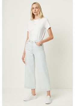 Lamier Denim High Waist Wide Leg Jeans