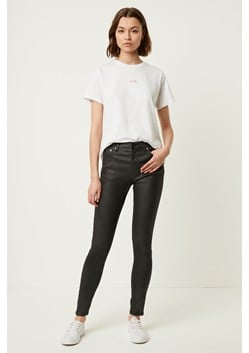 Rebound Coated Skinny 5 Pocket Jeans