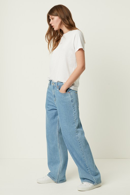 leona relaxed wide leg jeans