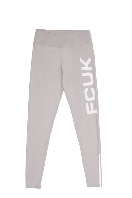 fcuk core jersey leggings
