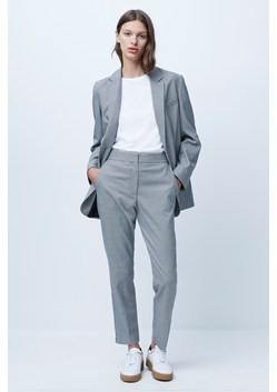 Houndstooth Suiting Tailored Trouser